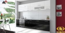 3D визуализация кухни Petra Lux